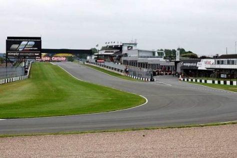 In Donington fahren in den nächsten 17 Jahren vermutlich keine Formel-1-Autos