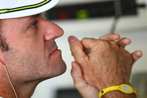Rubens Barrichello wechselt zu Williams und spricht schon von Siegen und Titeln