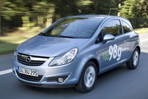 Opel Corsa 1.3 CDTI Ecoflex (2010)