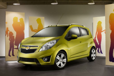 Preis Chevrolet Spark