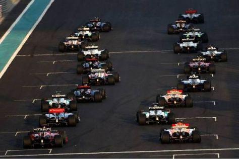 2010 könnten zehn der 26 Formel-1-Starter mit WM-Punkten belohnt werden