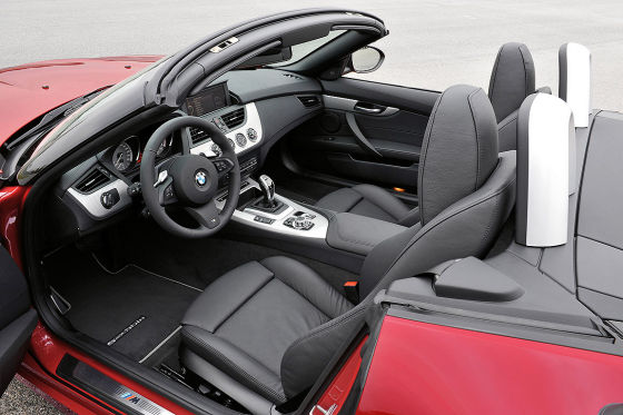 Bmw Z4 Sdrive 35is Autobild De