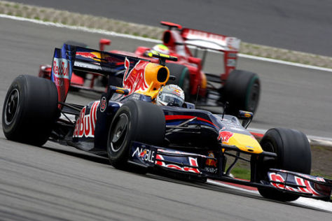 Sebastian Vettel Red Bull Racing 2009