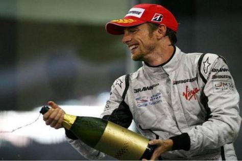 Jenson Button frohlockt: Das neue Schema bringt einem Sieger mehr Vorsprung