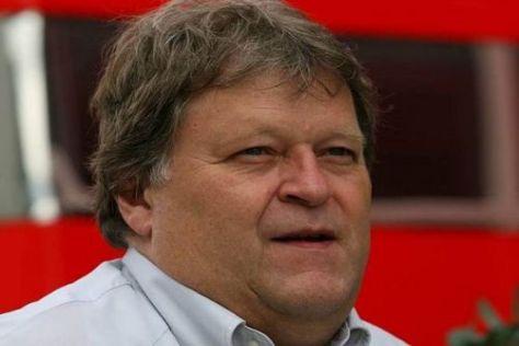 Norbert Haug sieht in einer spannenden WM einen Mehrwert für die Zuschauer