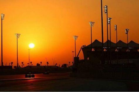 Formel 1 im Dämmerlicht: In Abu Dhabi endet der Grand Prix bei Dunkelheit