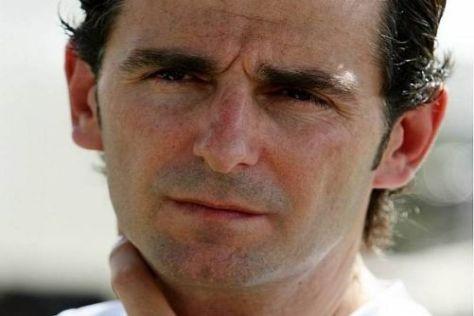 Pedro de la Rosa ist bei Campos noch nicht endgültig aus dem Rennen