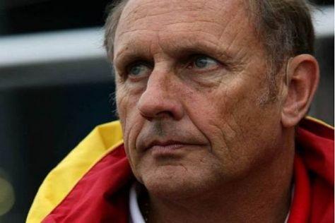 Hans-Joachim Stuck sieht sich selbst als bestes Beispiel für den Rennfahrervirus