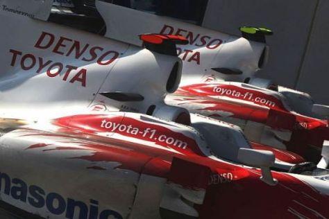 Bildet Toyota die Basis für den Formel-1-Einstieg von Zoran Stefanovic?
