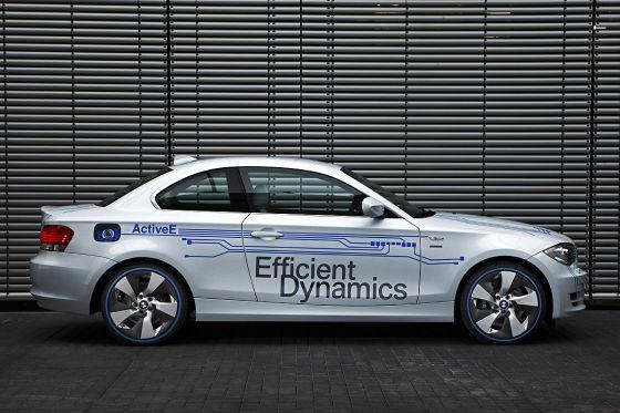 BMW 1er Concept ActiveE
