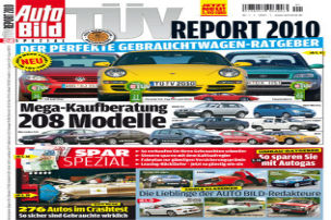AUTO BILD T�V-Report 2010
