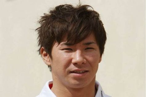 Kamui Kobayashi erfüllt sich mit dem Cockpit in der Formel 1 einen Traum