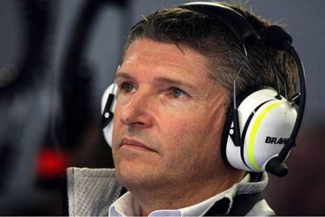 Nick Fry freut sich auf das Weltmeisterduell bei McLaren