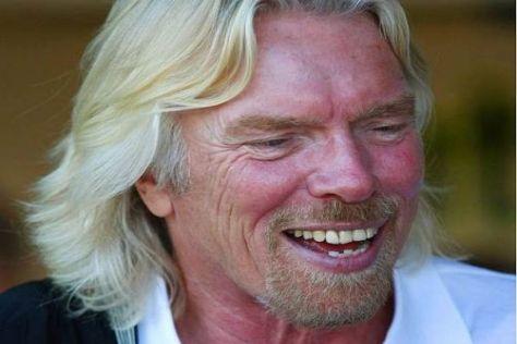 Richard Branson hat nicht vor, sich ins Tagesgeschäft des Teams einzumischen
