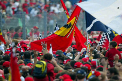 Die italienischen Fans könnten bald zwei Rennen im eigenen Land haben