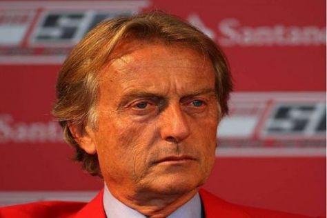Luca di Montezemolo sieht in der Formel 1 weiterhin großen Handlungsbedarf