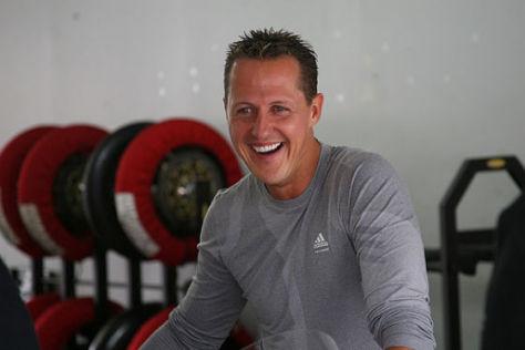Formel 1: Schumacher-Comeback