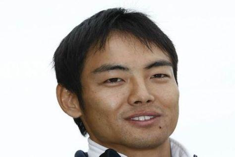 Hiroshi Aoyama ist mit seiner Testarbeit in Sepang durchaus zufrieden
