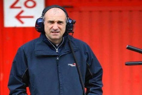 Franz Tost überwacht die Aufstockung von Toro Rosso als Teamchef