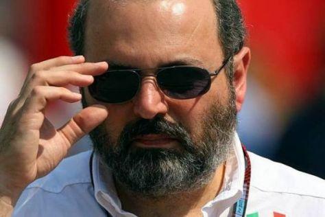Motoreningenieur Gilles Simon hat einen neuen Job bei der FIA angenommen