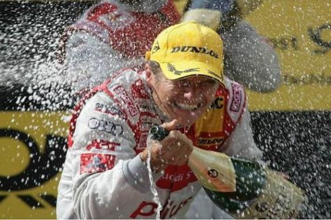 Mit seinem Sieg in Barcelona kam Timo Scheider dem Titel ein Stück näher