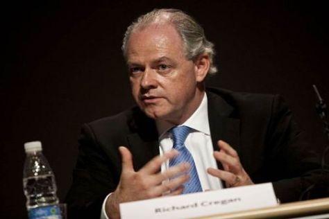 ADMM-Geschäftsführer Richard Cregan ist mit dem Grand Prix 2009 zufrieden