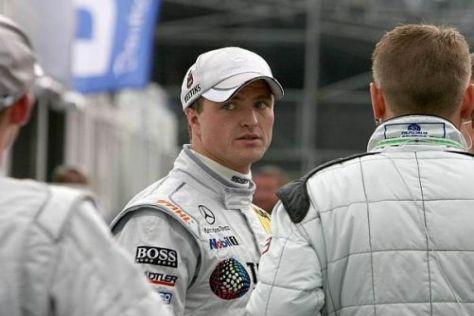 Es muss nicht unbedingt Formel 1 sein: Ralf Schumacher mag auch die DTM