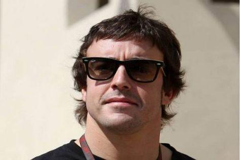 Fernando Alonso stürzt sich mit Feuereifer in seine neue Aufgabe