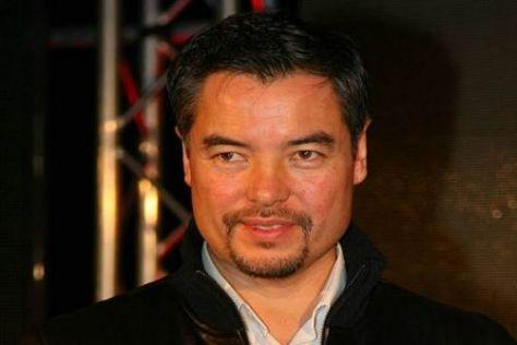Virgin-Teamchef Alex Tai genießt das Gemeinsame der Formel 1