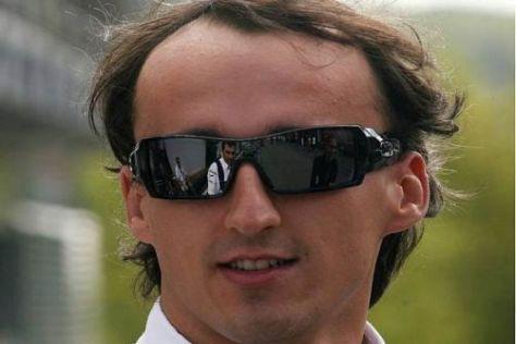 Robert Kubica bleibt bei seiner neuen Heimat Renault