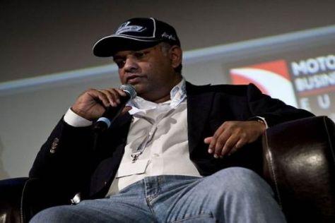 Teamchef Tony Fernandes berichtet ausführlich von den Lotus-Fortschritten