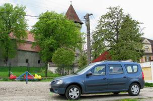 Dacia im Härtetest