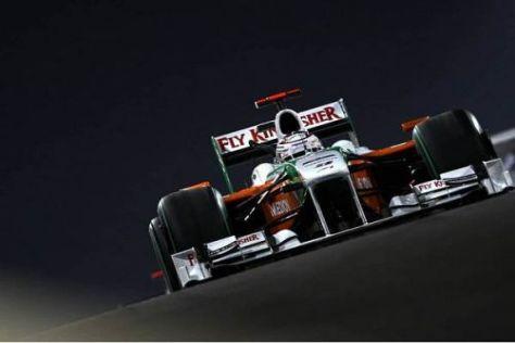 Adrian Sutil geht auch in dieser Saison wieder mit Force India auf Punktejagd