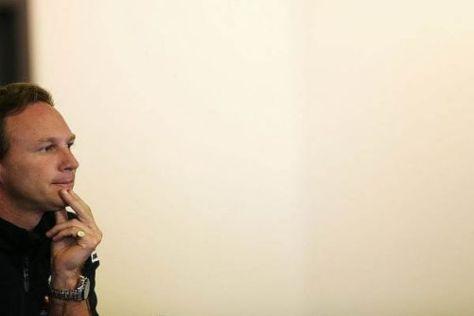 Christian Horner ist schon sehr gespannt auf die neue Saison und die neuen Teams