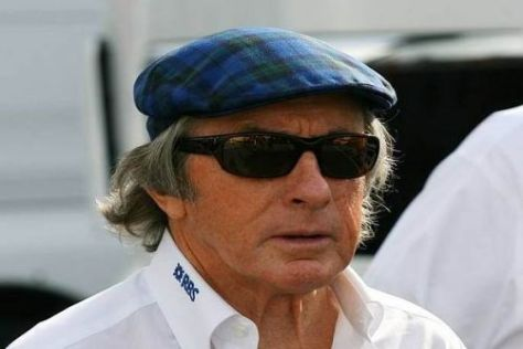 Urgestein: Jackie Stewart kennt die Formel 1 und ihr Umfeld wie seine Westentasche