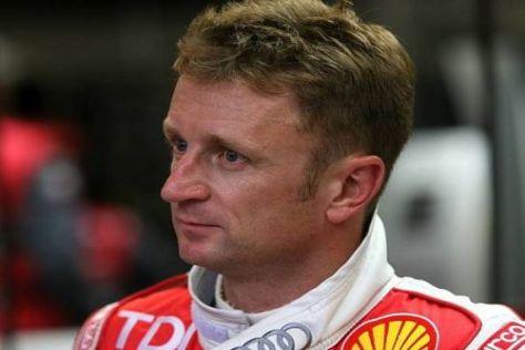 Allan McNish misst dem Kartfahren eine fundamentale Bedeutung zu