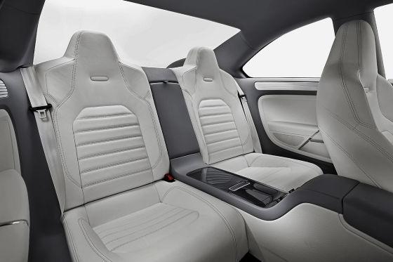 VW Hybrid Coupé Studie 2010
