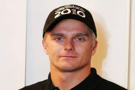 Heikki Kovalainen wird Schumacher auf der Formel-1-Strecke begegnen