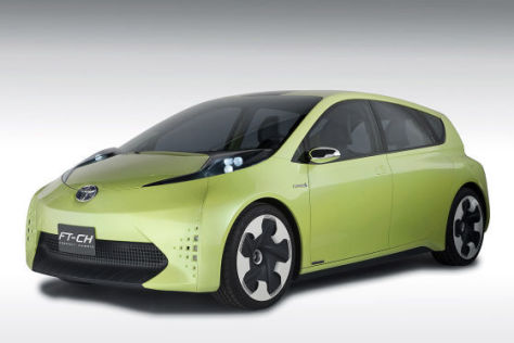 Toyota FT-CH Concept Hybrid