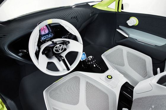 Toyota FT-CH Concept Hybrid