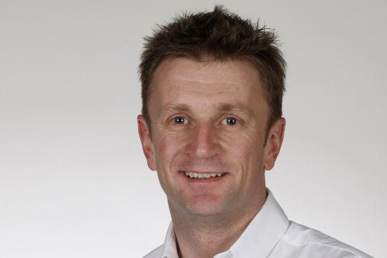 Setzt sich für den Nachwuchs ein: Rennfahrer Alan McNish sucht die Superstars von morgen.