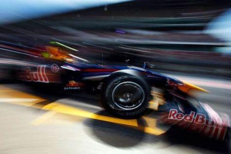 Sebastian Vettel muss auf seinen neuen Dienstwagen etwas länger warten