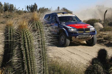 Dakar 2010: Chicherit/Thörner gewinnen die zehnte Etappe