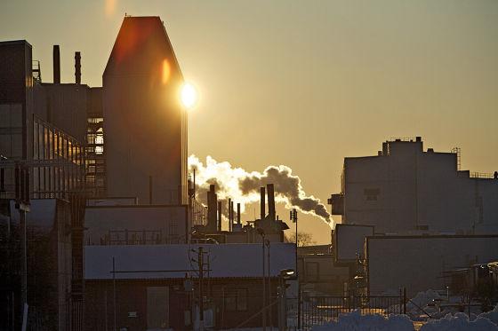Saab-Fabrik in Trollhättan