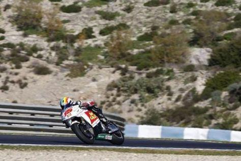 Die Piloten der MotoGP freuen sich jedes Jahr auf das Rennen in Jerez