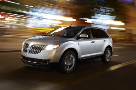 Lincoln MKX (2010)