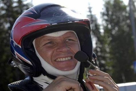 Nicht kleckern, sondern klotzen: Petter Solberg will 2010 den Titel holen