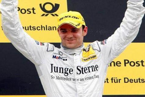 Jamie Green hofft, 2010 wieder in einem Neuwagen um Siege kämpfen zu können