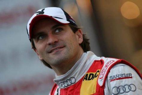 Markus Winkelhock muss sich mit einem weiteren Jahr im Jahreswagen anfreunden
