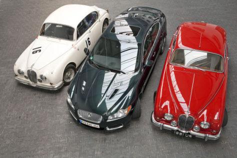 Jaguar MK 2 3.8 Jaguar XFR Jaguar MK 2 3.8